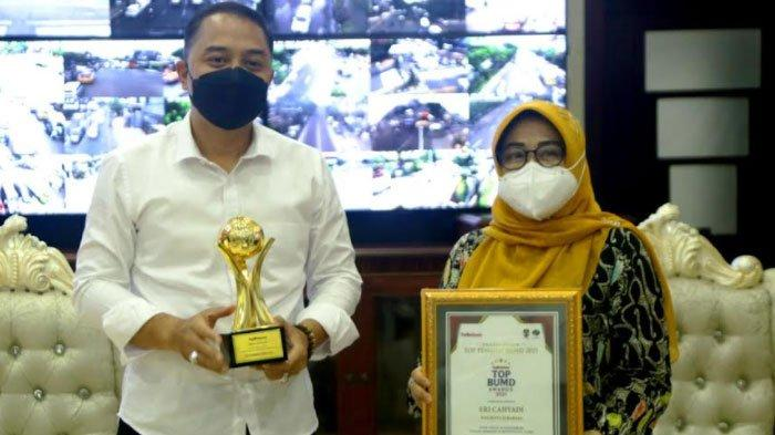 UMKM di Surabaya Bisa Dapat Bantuan Modal Usaha dari Pemkot dengan Bunga Rendah Pertahun
