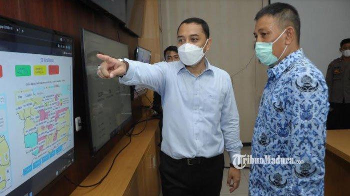 Pemkot Surabaya Minta Perusahaan Gelar Swab Test Bagi Para Karyawan yang Datang dari Luar Kota