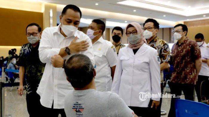 Kota Surabaya Gelar Vaksinasi Covid-19 untuk Warga Saat Ramadan, Bisa Dilaksanakan pada Siang Hari