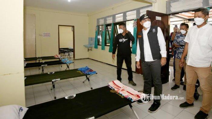 Ada di Seluruh Kelurahan, Rumah Sehat di Surabaya Sudah Tampung 10 Orang Tanpa Gejala