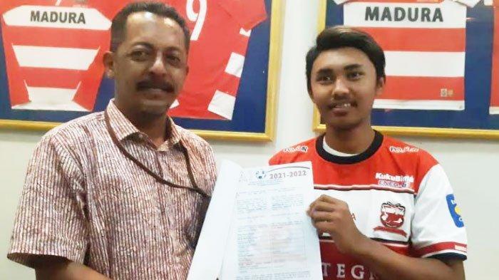 Pemain Madura United U-18 'Naik Kelas' ke Tim Senior, Manajemen Prioritaskan Rekrut Jebolan MUFA
