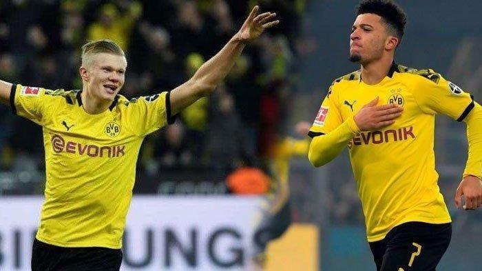 Haaland dan Sancho Bisa Jadi Solusi Borussia Dortmund Keluar dari Krisis, Klub Eropa Siap Tampung