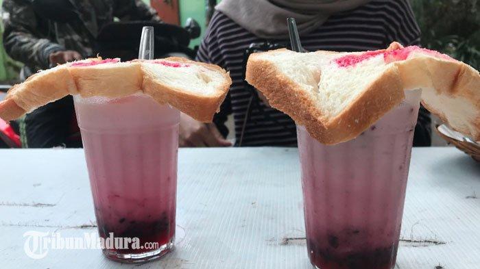 Rekomendasi Kuliner Enak di Kota Malang, Cobain Es Santan 68 yang Populer Sejak Tahun1968