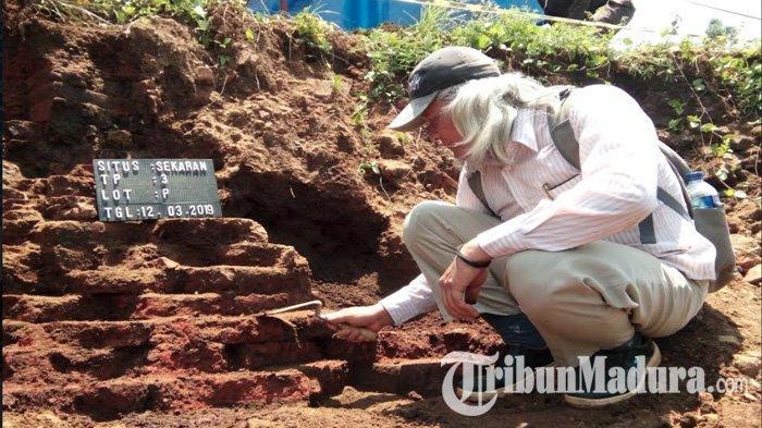 Ditemukan Situs Purbakala Peninggalan Majapahit, Ruas Tol Malang-Pandaan Digeser ke Bantaran Sungai