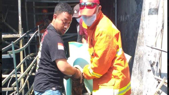 Kronologi Anak 5 Tahun Tewas dalam Kebakaran Toko Mainan di Gresik, Korban Sempat Main Korek Api