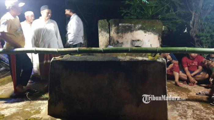 BREAKING NEWS - Warga Desa Padike Sumenep Ditemukan Tewas di Dalam Sumur Tua