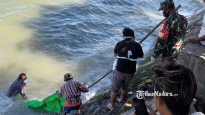 Warga Depok Tewas Mengambang di Bawah Jembatan Suramadu, Ada Tas Isi KTP, Dompet dan Ponsel Korban