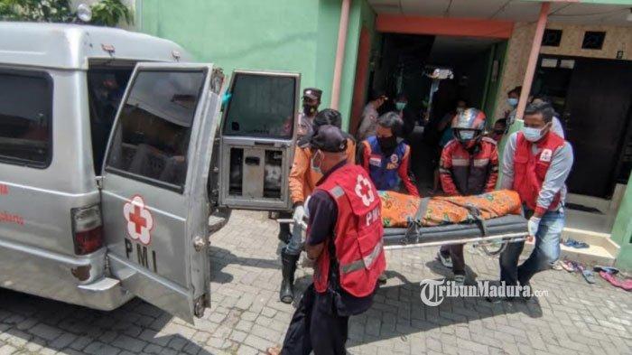 Jenazah Istri Terlantar Hampir 24 Jam di Rumah Kos, Suami Sibuk Mengurus Pemakaman Seorang Diri
