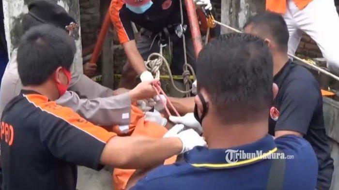 Sempat Menghilang, Nenek Jaliyah Ditemukan Tewas di Sumur Sedalam 20 Meter, Tongkat Saksi Bisu