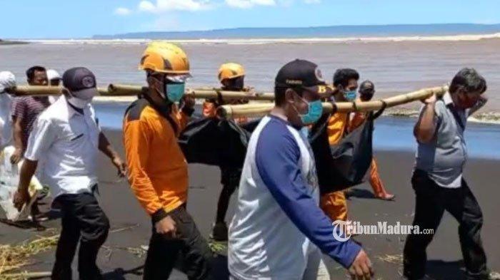 Dilaporkan Hilang, Pria Jember yang Pamitan Cari Rumput Ditemukan Tewas di Tepi Pantai Paseban