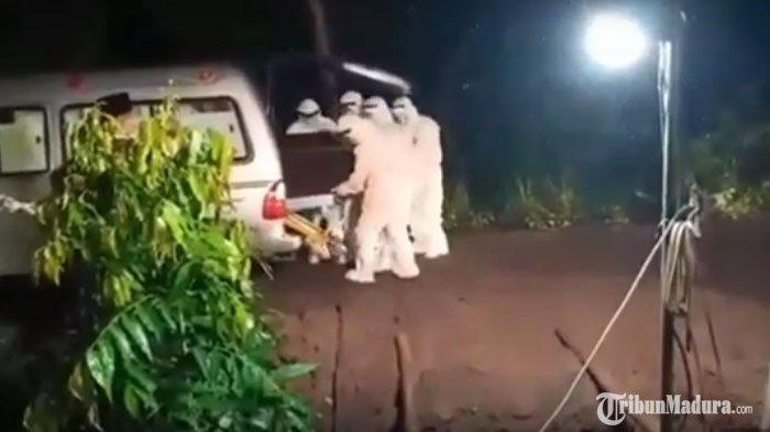 Polda Jatim Siap Sumbang Tenaga Prosesi Pemakaman Jenazah Pasien Virus Corona di Jawa Timur