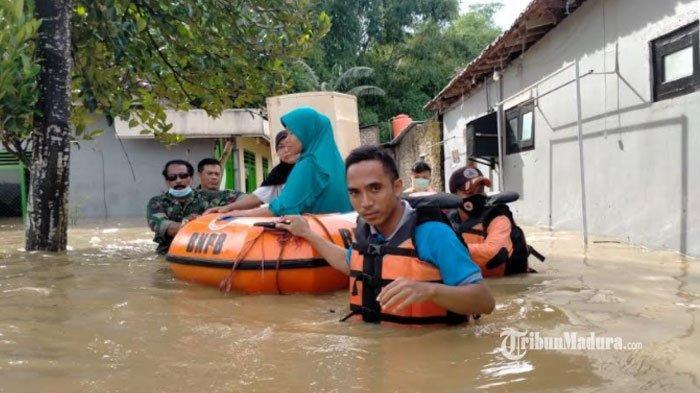 Waspada Cuaca Ekstrem, Inilah Daftar Daerah Potensi Banjir di Indonesia, Jatim Waspada Wilayah ini