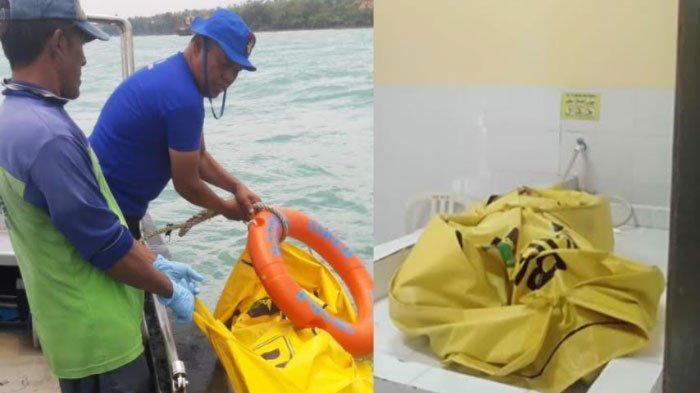 Satu ABK TB Mitra Jaya XIX Dievakuasi dari Bangkai Kapal di Dasar Laut, Evakuasi Dibantu Nelayan