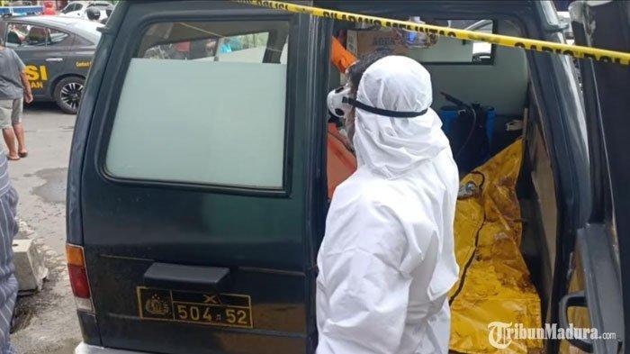 Penjual Jamu Ditemukan Tewas Membusuk di Dalam Toko Miliknya, Tubuhnya Sudah Dimakan Belatung