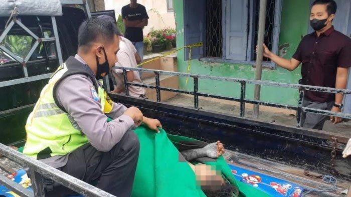 Datang ke Rumah Teman dalam Kondisi Mabuk, Pemuda Blitar Ditemukan Bersimbah Darah, Ada Pisau Dapur