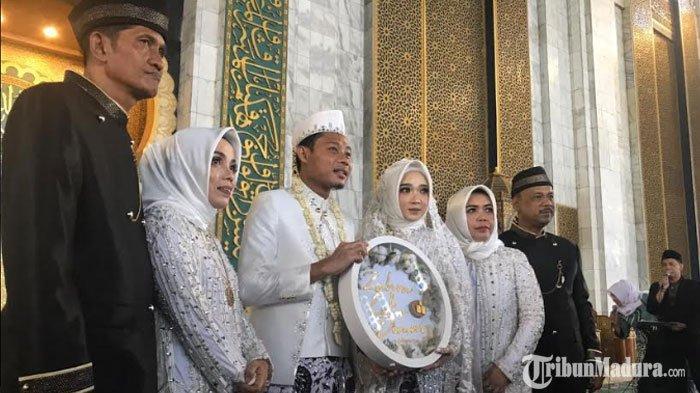 Pemain Persija Jakarta Evan Dimas Menikah,Ibunda Beri Pesan Menyentuh, Singgung soal Kesabaran