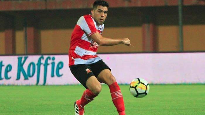 Pamit Tinggalkan Madura United, Sponsor Fabiano Warning Klub yang Mau Rekrut, Terancam Kasus Hukum
