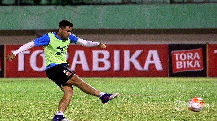 Fabiano Beltrame Keluar Madura United FC Lewat Instagramnya, Manajemen Langsung Meradang & Mengancam
