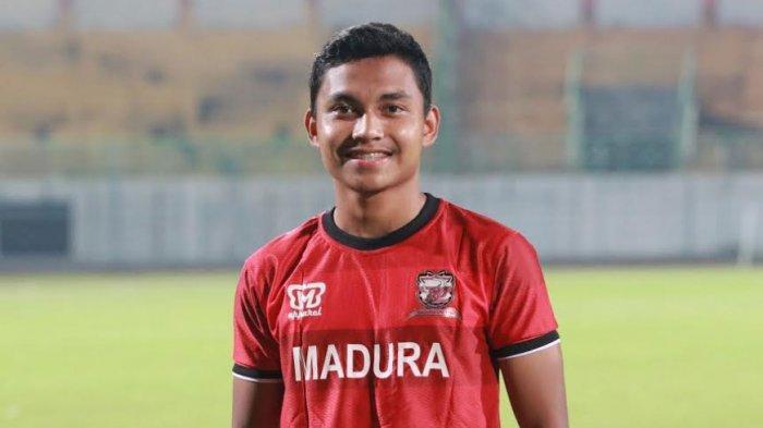 Fadhilah Nur Rahman Jadi Rekrutan Anyar Madura United, Pernah Jadi Pemain Proyeksi Timnas U-20