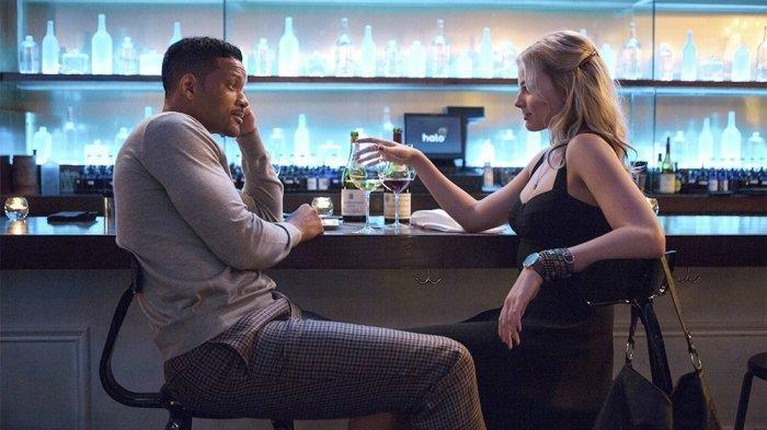 Sinopsis Film Focus, Aksi Duo Penipu Will Smith & Margot Robbie di Bioskop Trans TV Pukul 23.00 WIB