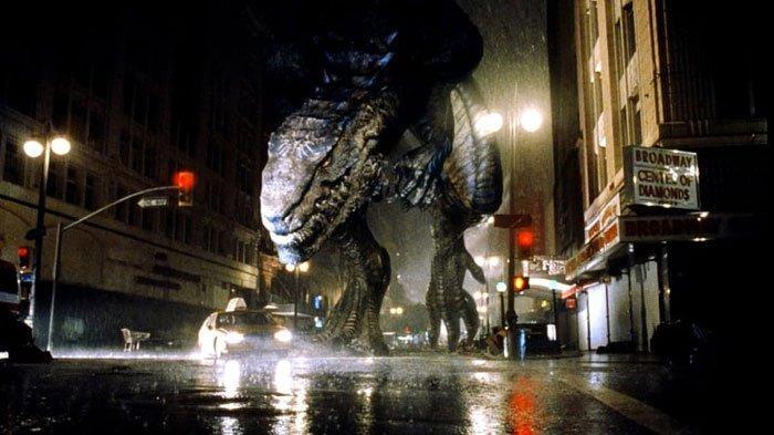 Film Godzilla (1998) Tayang di Bioskop Trans TVpada Sabtu 4 April 2020, Simak Sinopsis Lengkapnya