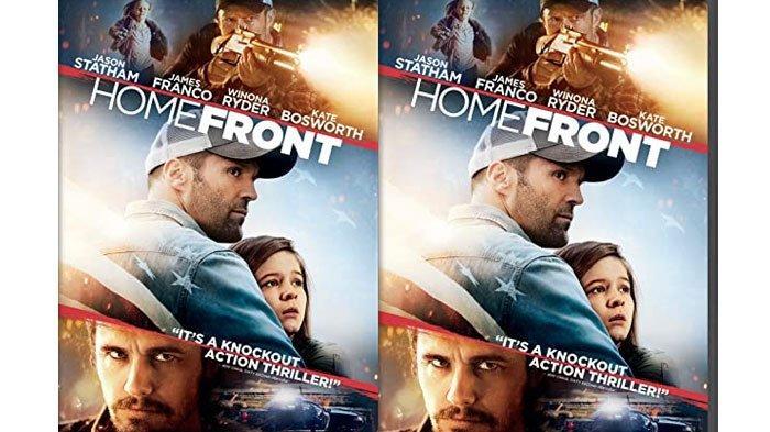Sinopsis Homefront, Perjuangan Jason Statham Selamatkan Anaknya, Tayang Bioskop Trans TV Malam ini