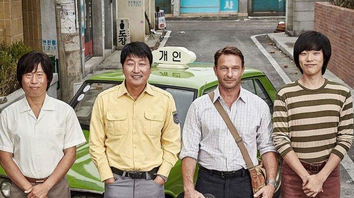 Sinopsis Film Korea A Taxi Driver (2017), Kisah Nyata Sopir Taksisaat Pemberontakan Gwangju 1980