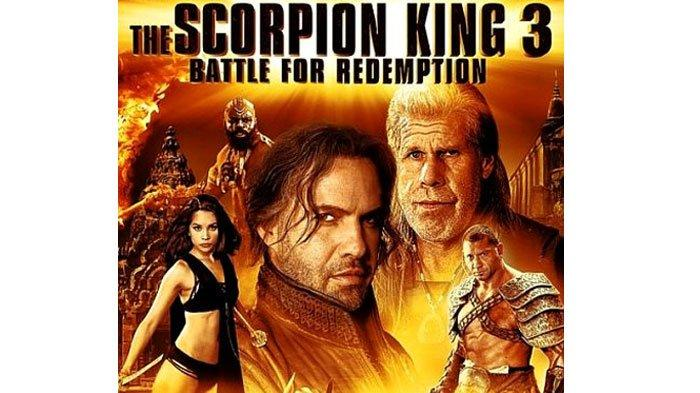Sinopsis The Scorpion King 3: Battle for Redemption, Kisah Mantan Raja Jalankan Misi Berbahaya