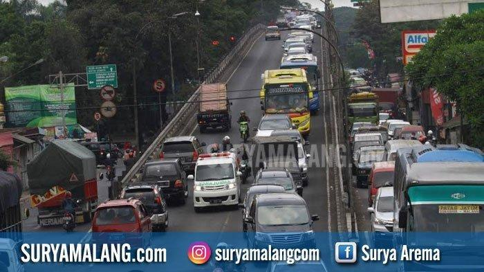 Polres Malang Kota Siapkan Rekayasa Lalu Lintas saat Perayaan Malam Tahun Baru, Berikut Rutenya