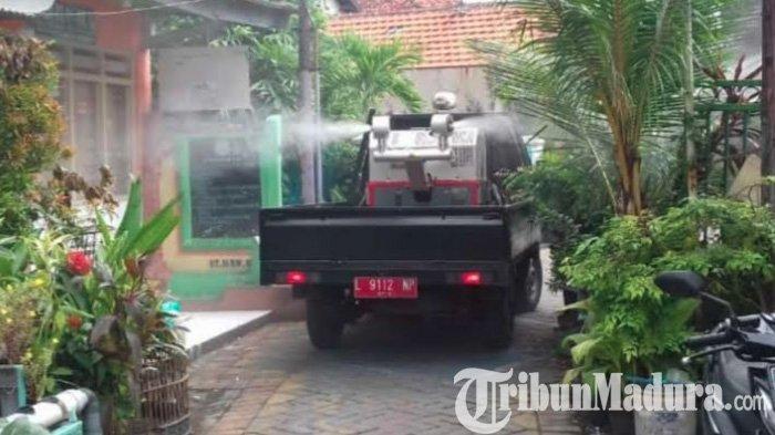 Satu Warga Surabaya Meninggal Karena Demam Berdarah, Dinkes Langsung Gelar Fogging Secara Mobile