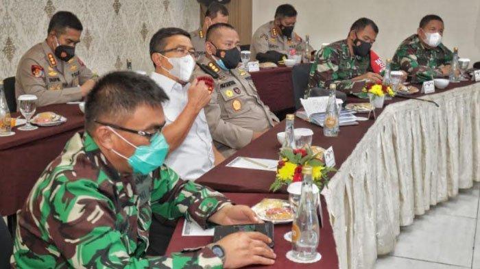 Jalur Perbatasan Bangkalan Madura Diperketat, Cegah Penyebaran Covid-19 dari Zona Merah di Jatim