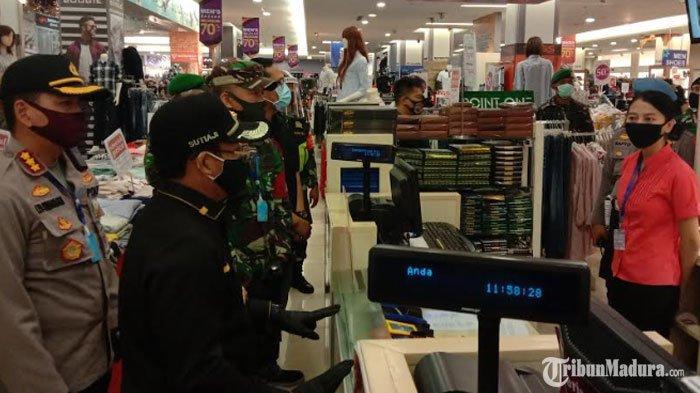 Masa Transisi New Normal di Kota Malang, Masih Ditemukan Banyak Pelanggaran Protap Covid-19