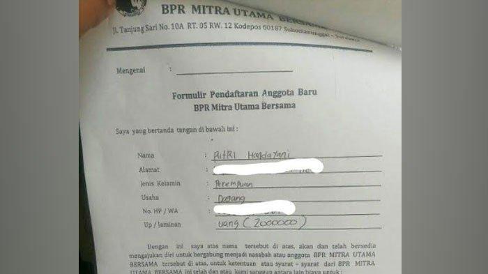Kronologi Modus Pinjaman Bunga Rendah, Sejumlah Ibu-Ibu di Surabaya Kena Tipu Koperasi Abal-Abal