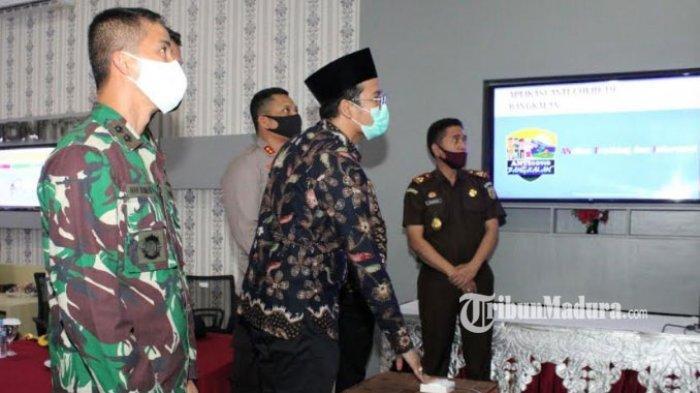 Cek Persebaran Corona di Bangkalan via Aplikasi Anti Covid-19, Bisa Konsultasi Kesehatan Jarak Jauh