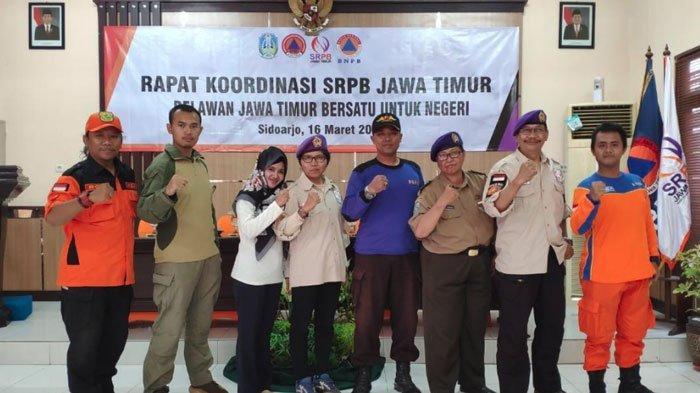 Forum Relawan Penanggulangan Bencana Pamekasan Ikuti Koordinasi Relawan se-Jawa Timur
