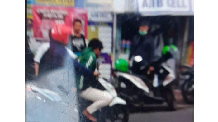 Maling Motor di Ketintang Surabaya Kepergok Korbannya, Ditangkap dan Dihakimi Warga Ramai-Ramai