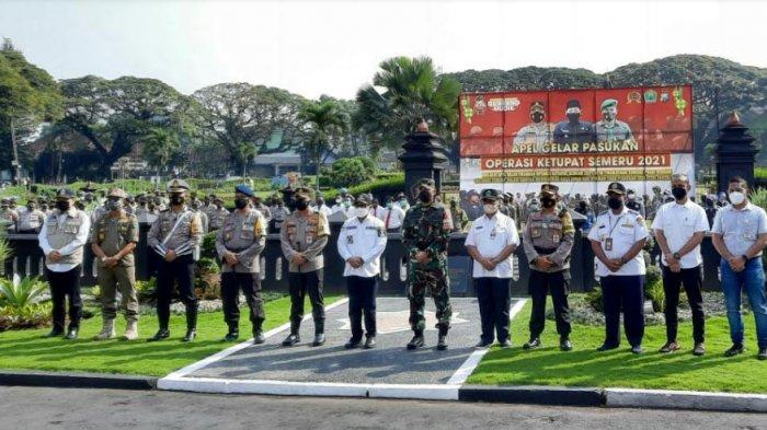 Cegah Kriminalitas hingga Pelanggaran Prokes Masuk Daftar Operasi Ketupat Semeru 2021 di Kota Malang