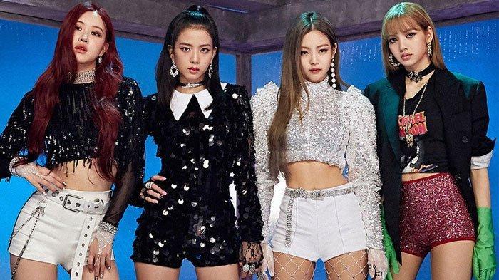 Kalahkan Catatan BTS,BLACKPINKJadiGroup K-Pop denganMVBanyak Ditonton Lewat DDU-DU-DDU-DU