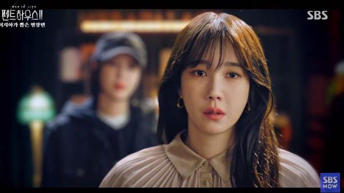 Pertemuan Shim Su Ryeon dan Na Ae Gyo Jadi Adegan Favorit Lee Ji Ah dalam Drakor The Penthouse 2