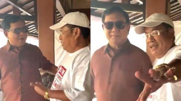Hotman Paris Canggung Ngobrol Bareng Prabowo soal Latar Belakang Keluarga: Anak Kampung Diajak Main