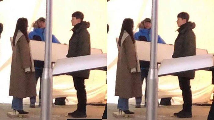 Perlakuan Manis Hyun Bin ke Son Ye Jin di Balik Layar Crash Landing on You, Ada Tatapan Penuh Cinta