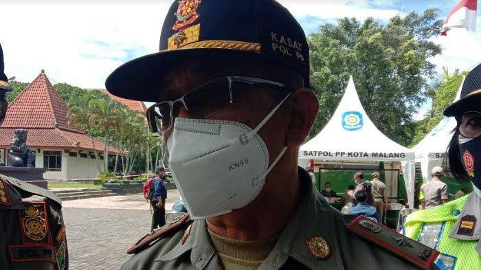 Antisipasi Penyebaran Covid-19, Satpol PP Disiagakan Awasi Lomba Kicau Burung Wali Kota Malang Cup