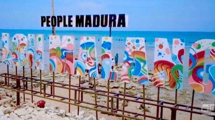 Dapat Dana Alokasi Khusus Rp 1,6 Miliar, Disporabudpar Sampang Revitalisasi Pantai Lon Malang