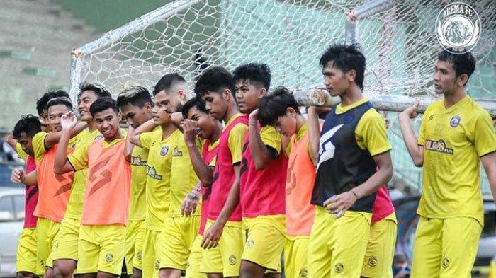 Sambut Liga 1 2021 Bergulir, Para Pemain Wajib Sudah Vaksinasi Covid-19, Arema FC Akui Rampung