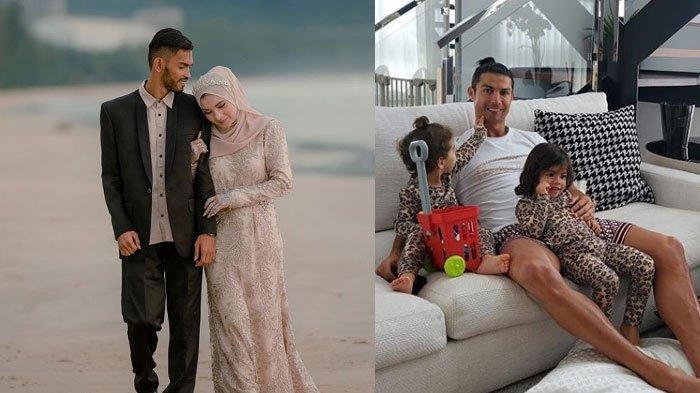 CR7 Absen di Pernikahan Anak Angkatnya, Martunis, Ronaldo Posting Alasannya Tak Keluar Rumah