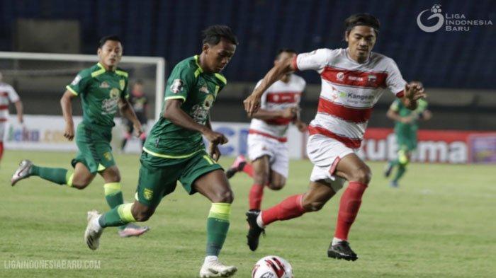 Persebaya Kalahkan Madura United dengan Skor 2 - 1, Rachmat Irianto Puji Mental Pemain Bajul Ijo
