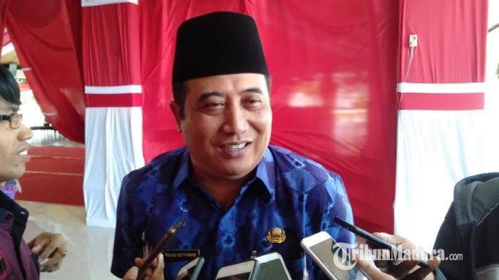 Bangkalan Alami Lonjakan Kasus Covid-19, Pemkab Sampang Bakal Gelar Penyekatan di Wilayah Perbatasan