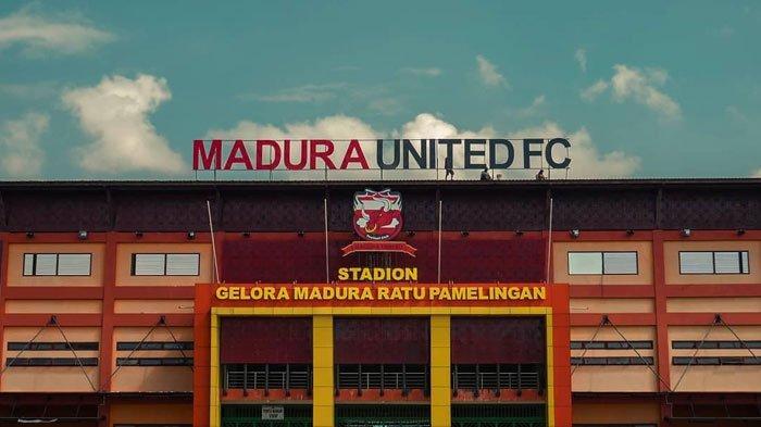 Madura United NyatakanTak Lanjutkan Alih Pengelolaan Stadion Gelora Madura Ratu Pamelingan