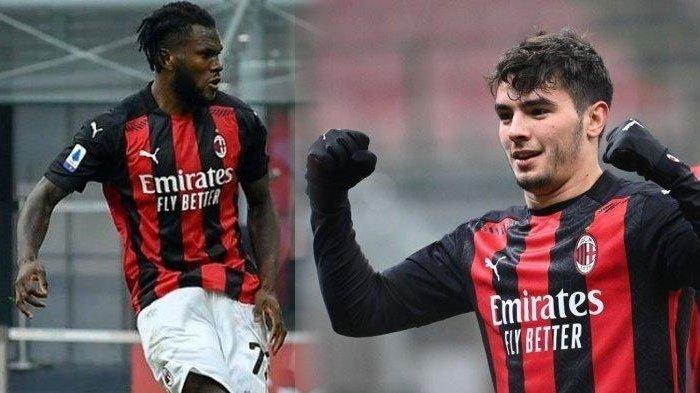 Taktik AC Milan Amankan Pemain Kesayangan, Sigap Demi Pertahankan Franck Kessie dan Brahim Diaz