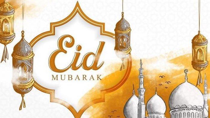 50 Gambar Ucapan Selamat Idul Fitri 1442 H, Cocok Dikirim ke Keluarga dan Teman saat Lebaran 2021